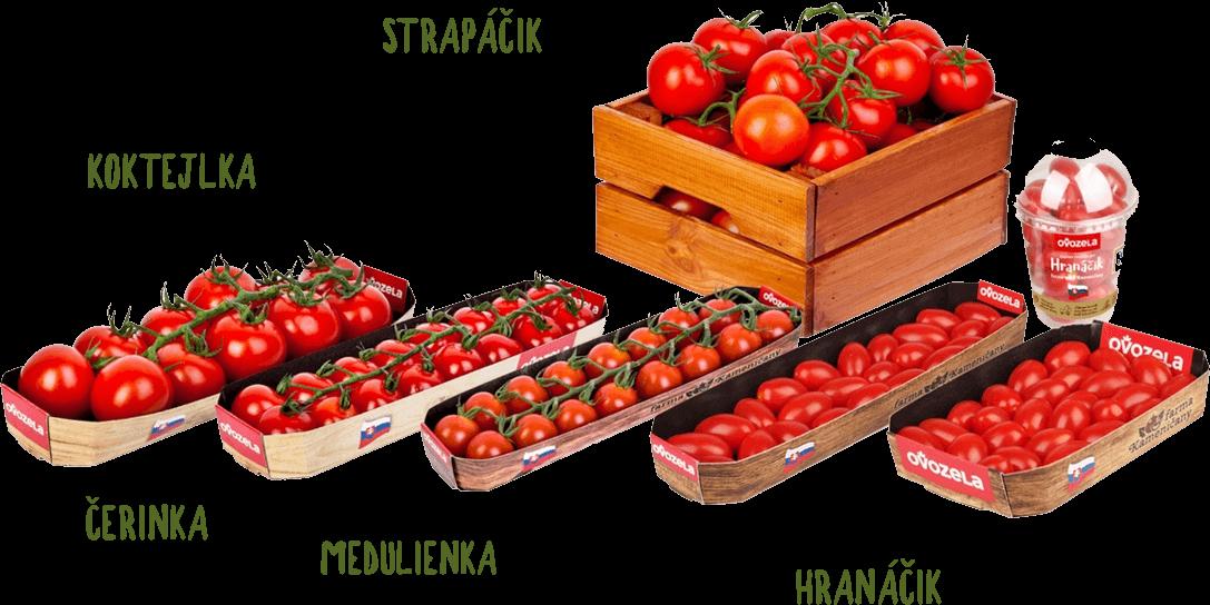 Produkty Ovozela