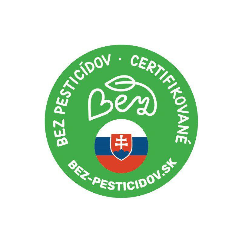 Farma Kameničany získala prestižnú certifikáciu BEZ PESTICÍDOV