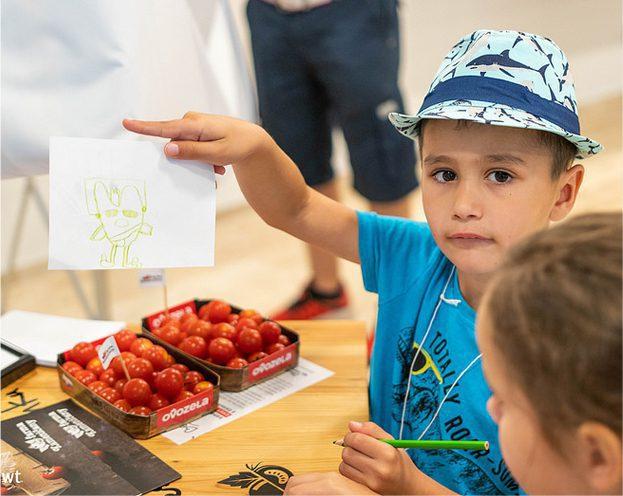 Malá akadémia správného stravovania dětí