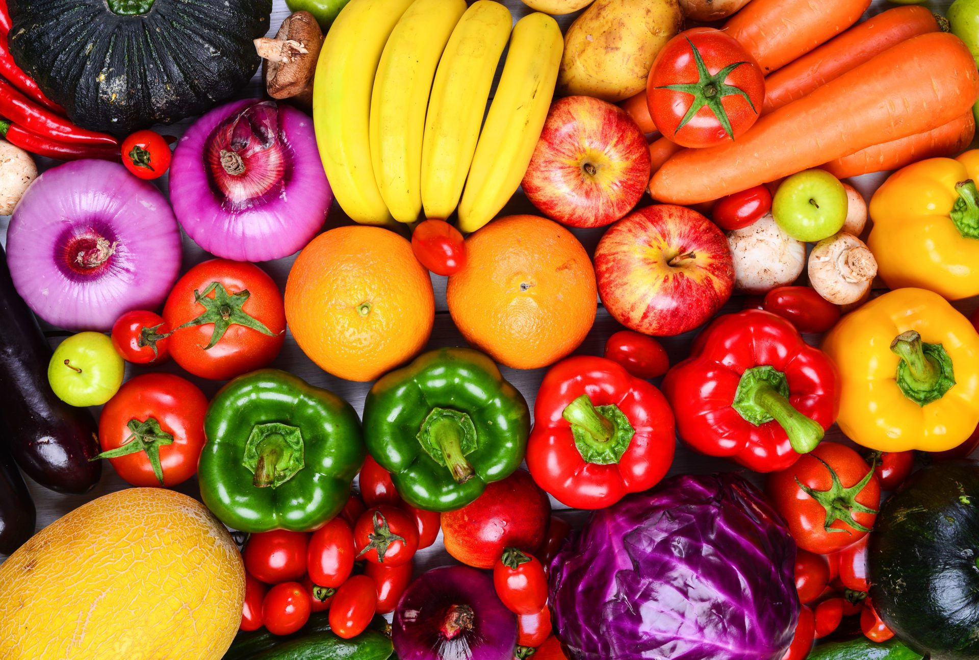 Koľko zeleniny jeme a koľko by sme mali?