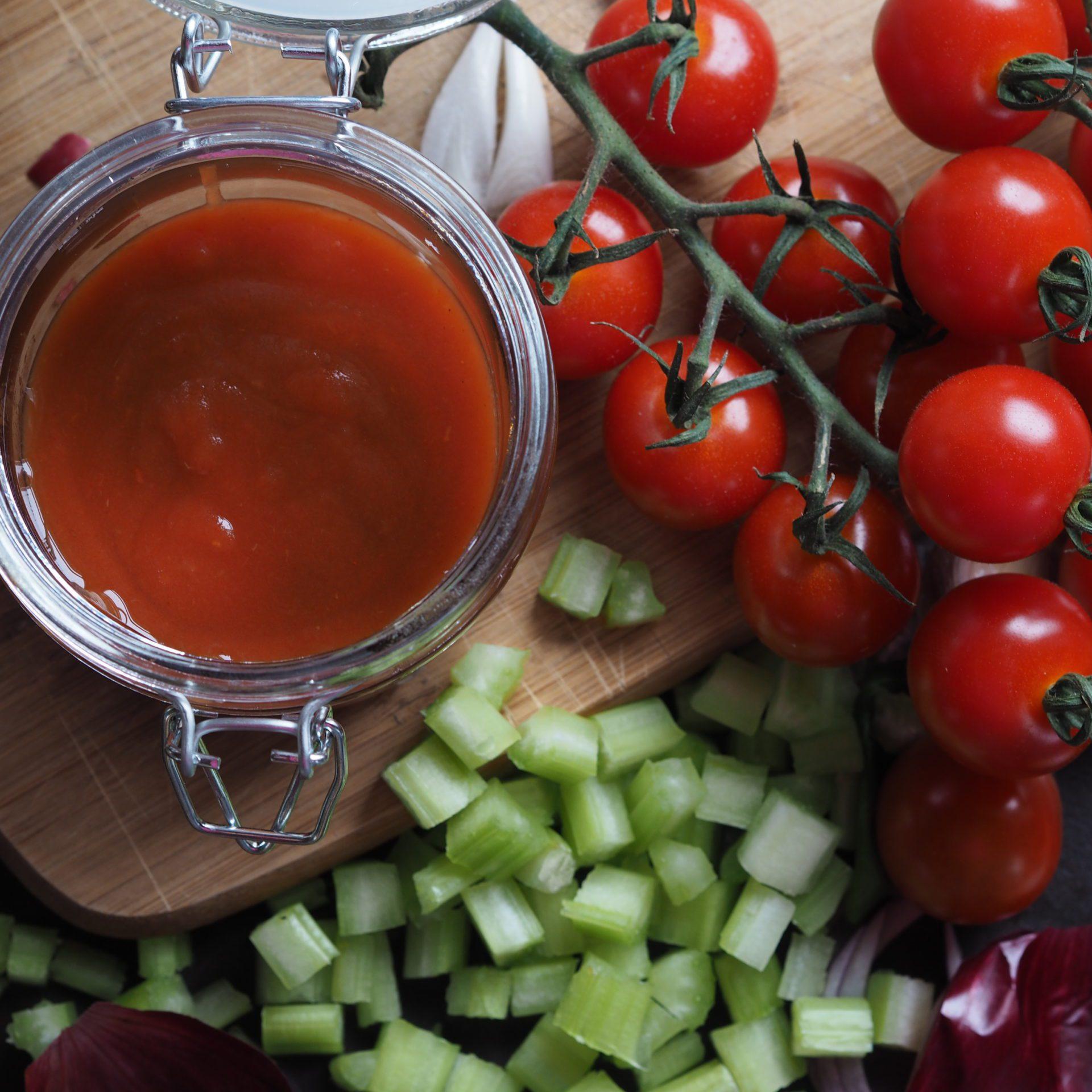 Domáci kečup (podľa instagramovej masterchefky Niny Olssonovej)